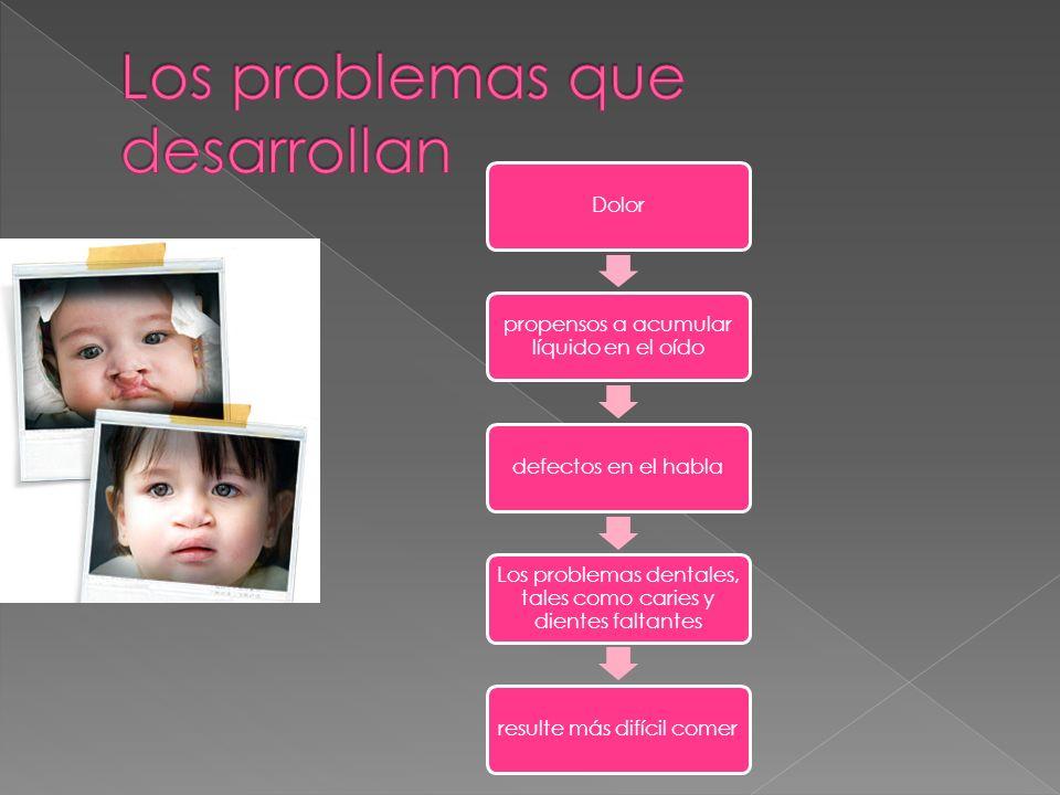 Los problemas que desarrollan
