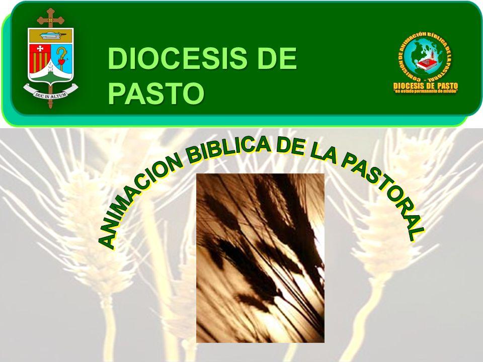 ANIMACION BIBLICA DE LA PASTORAL