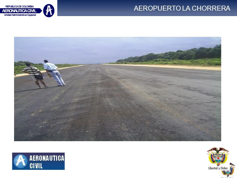 AEROPUERTO LA CHORRERA