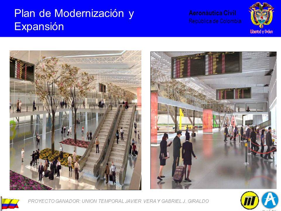 Plan de Modernización y Expansión