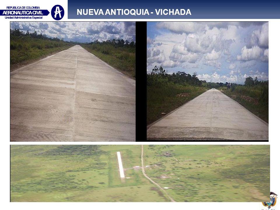 NUEVA ANTIOQUIA - VICHADA