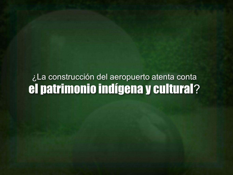 el patrimonio indígena y cultural