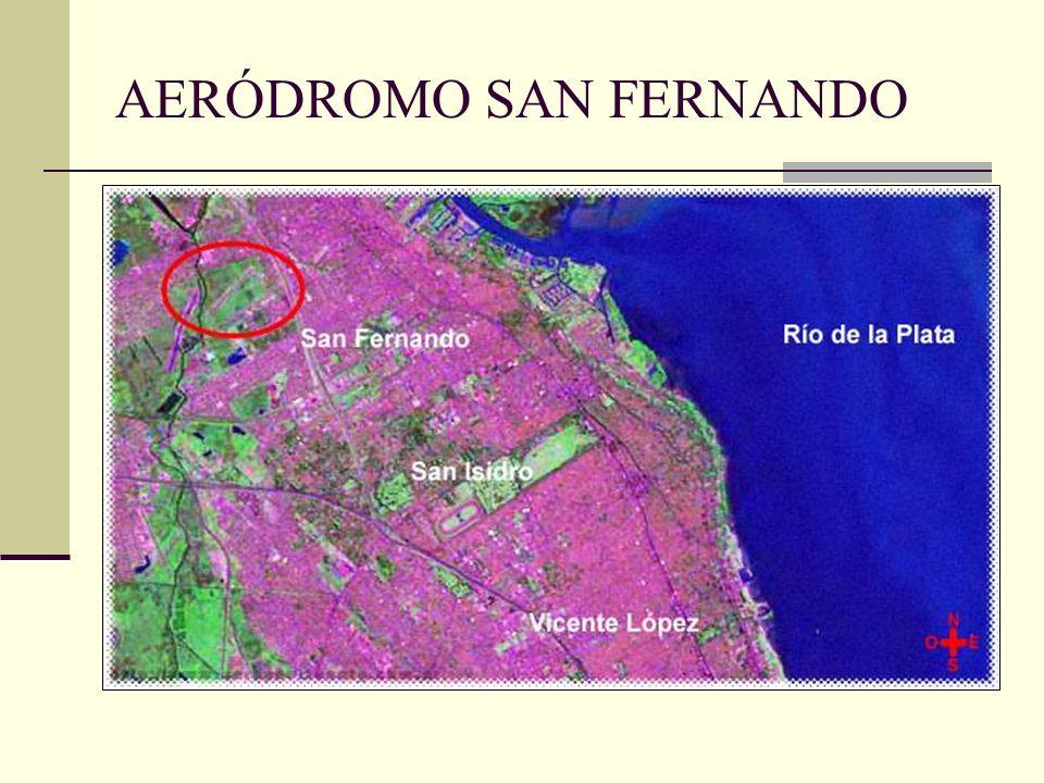 AERÓDROMO SAN FERNANDO
