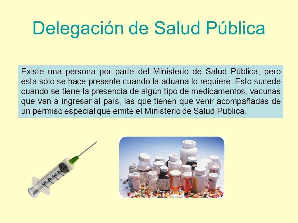 Delegación de Salud Pública