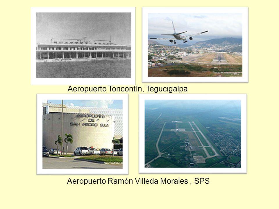 Aeropuerto Toncontín, Tegucigalpa