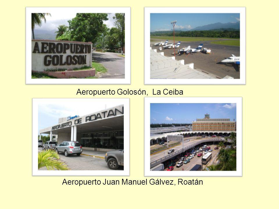 Aeropuerto Golosón, La Ceiba