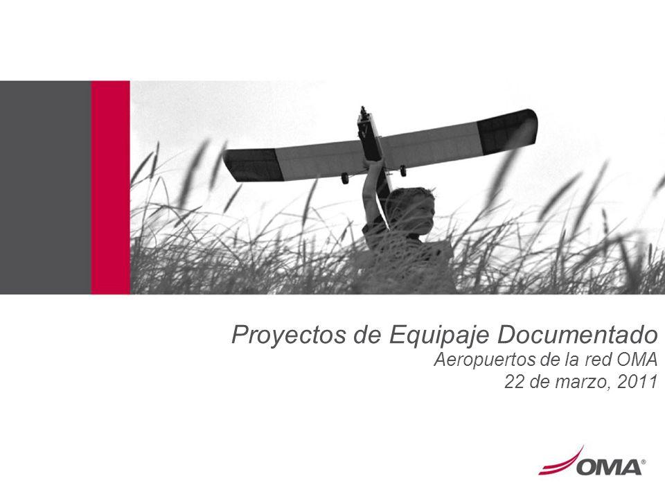 Proyectos de Equipaje Documentado