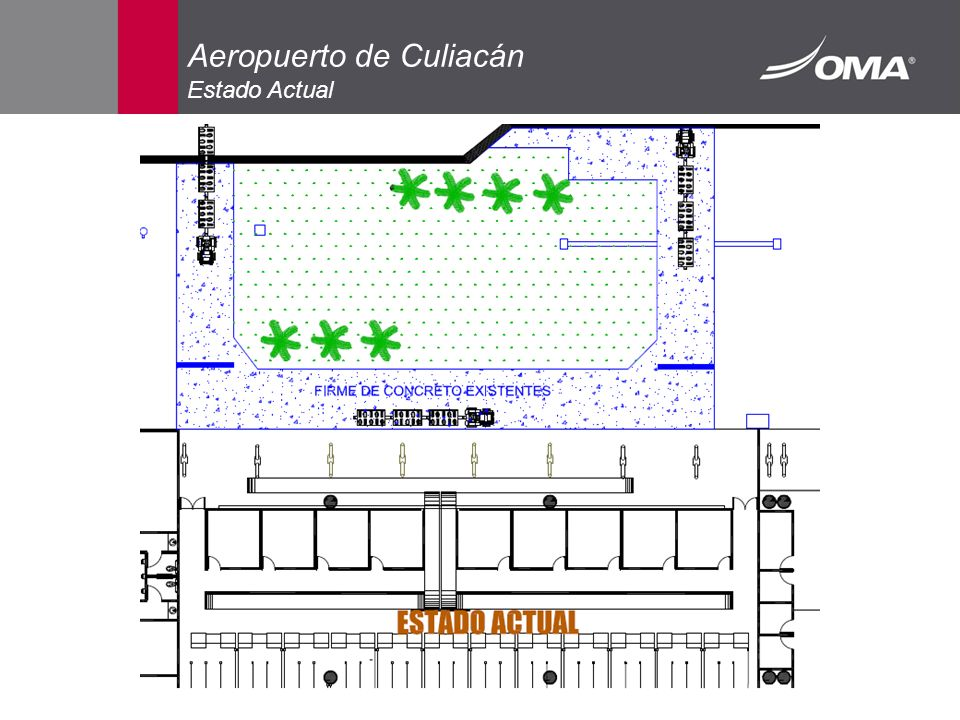 Aeropuerto de Culiacán Estado Actual