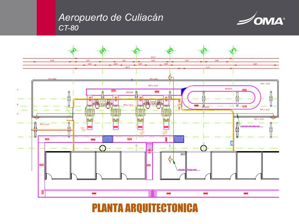 Aeropuerto de Culiacán CT-80
