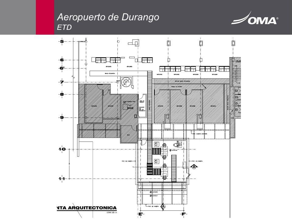 Aeropuerto de Durango ETD