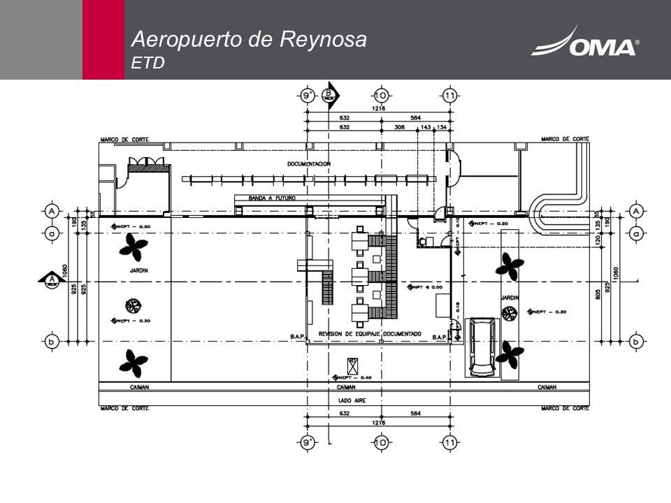 Aeropuerto de Reynosa ETD