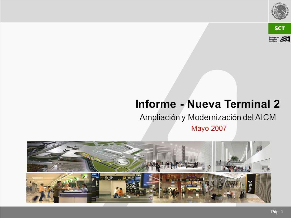 Informe - Nueva Terminal 2