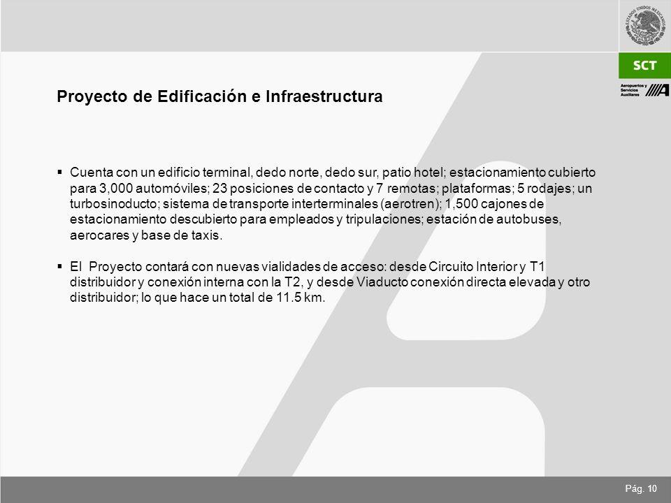 Proyecto de Edificación e Infraestructura