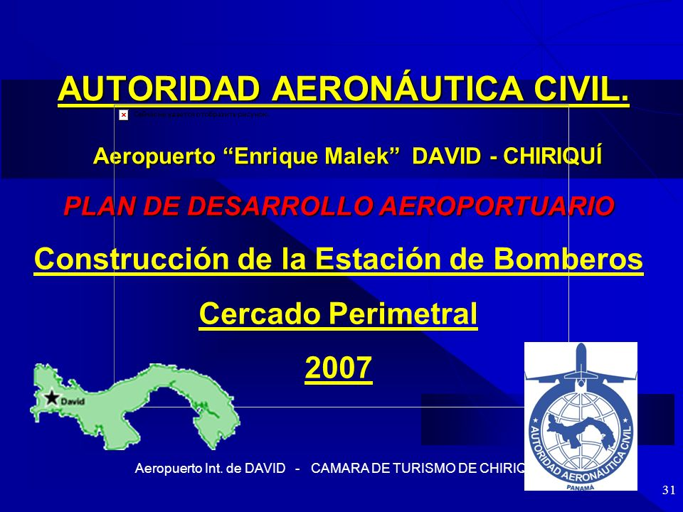 AUTORIDAD AERONÁUTICA CIVIL