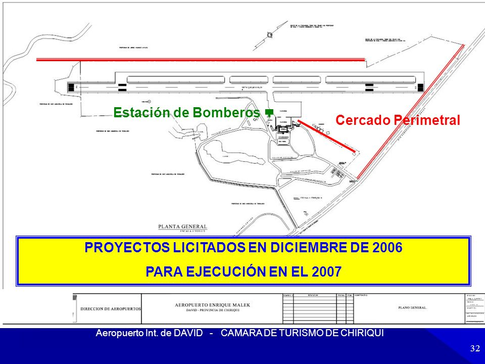 PROYECTOS LICITADOS EN DICIEMBRE DE 2006