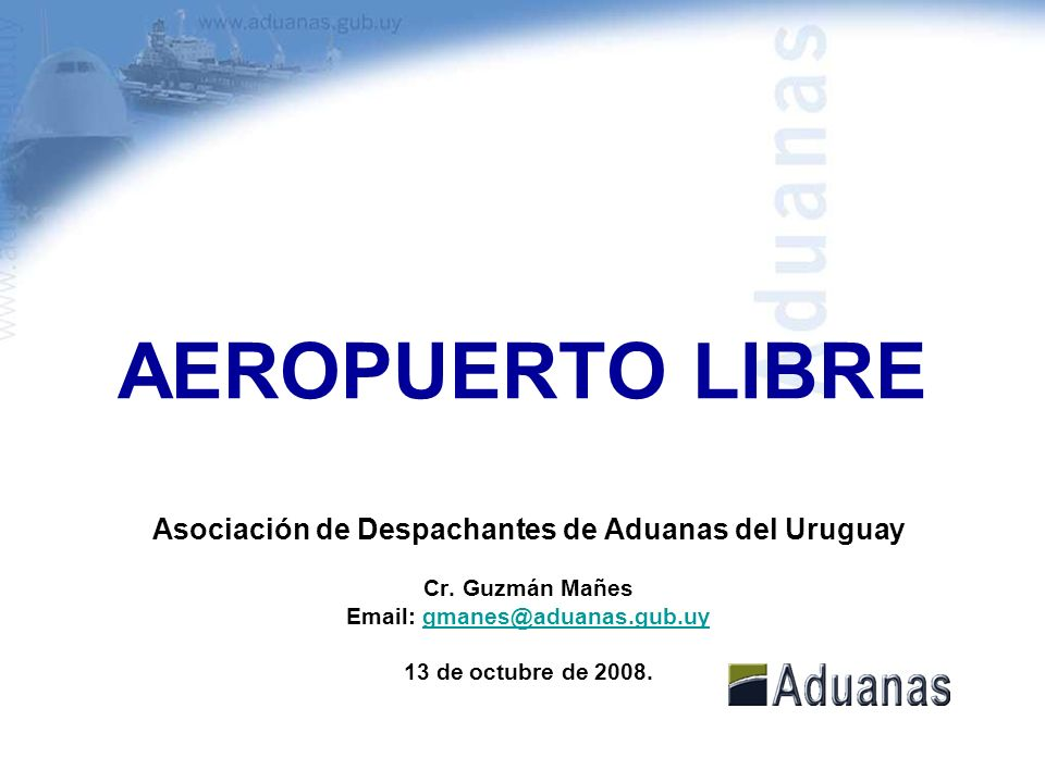 Asociación de Despachantes de Aduanas del Uruguay