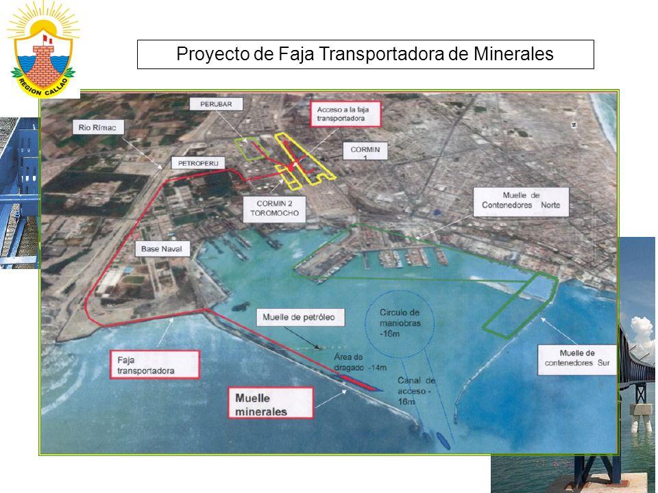 Proyecto de Faja Transportadora de Minerales