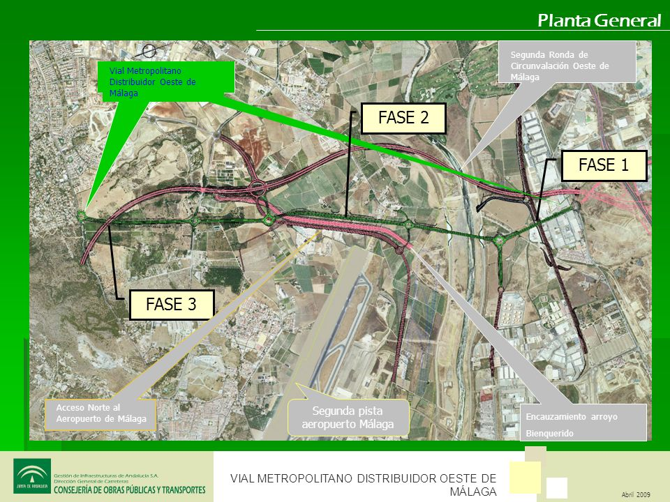 Segunda pista aeropuerto Málaga