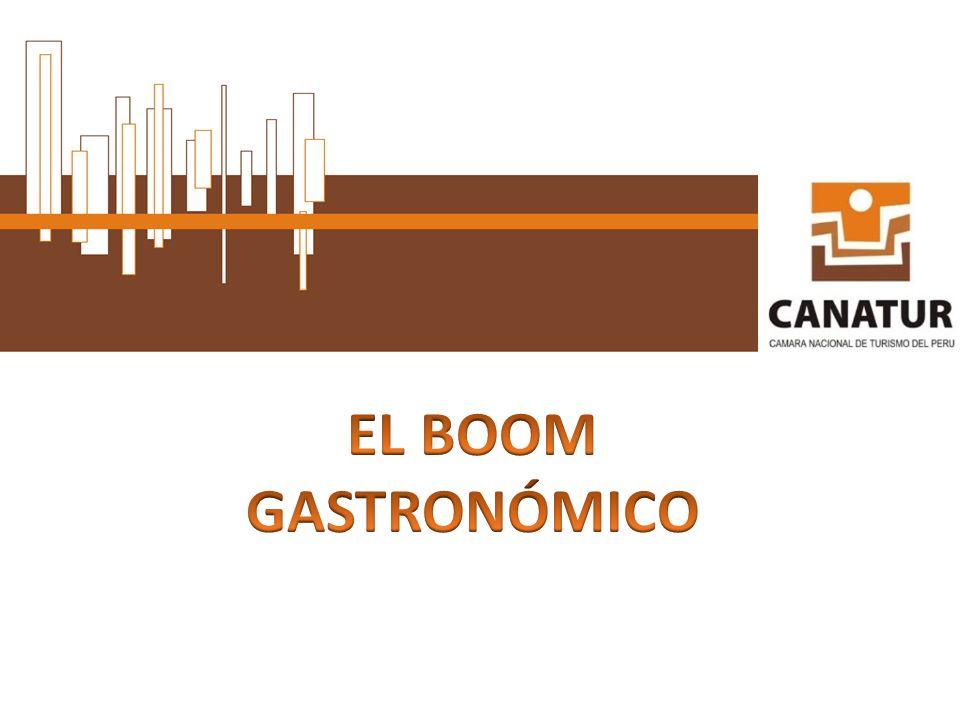 EL BOOM GASTRONÓMICO