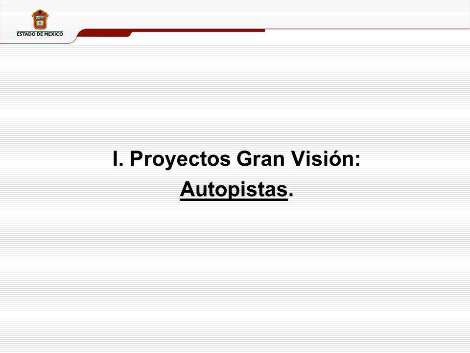 I. Proyectos Gran Visión: