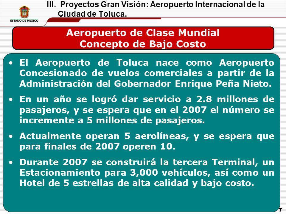 Aeropuerto de Clase Mundial