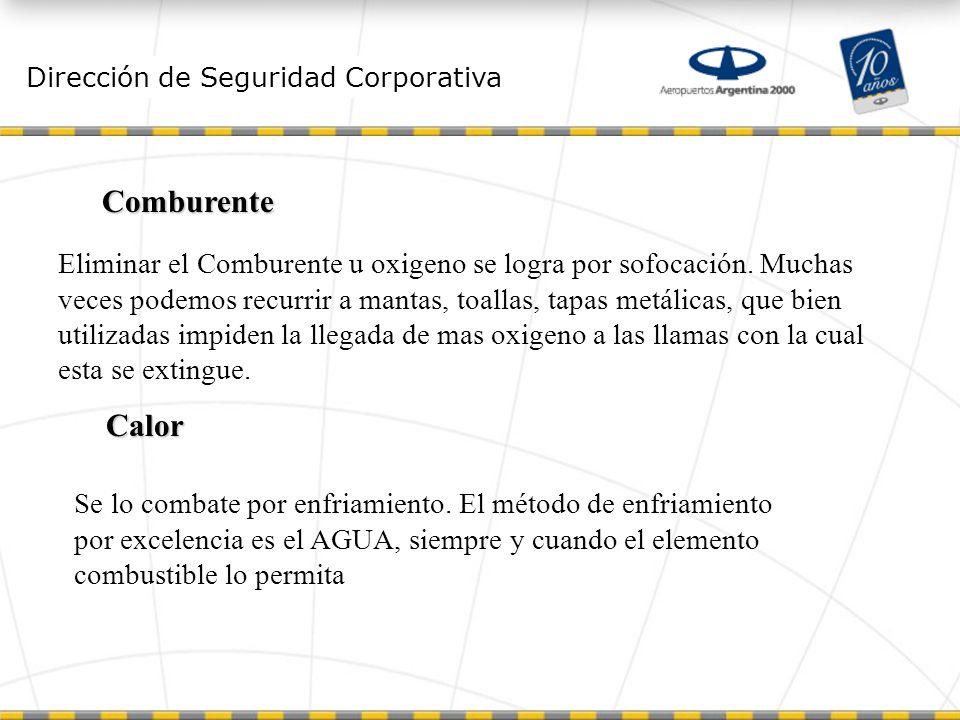 Dirección de Seguridad Corporativa