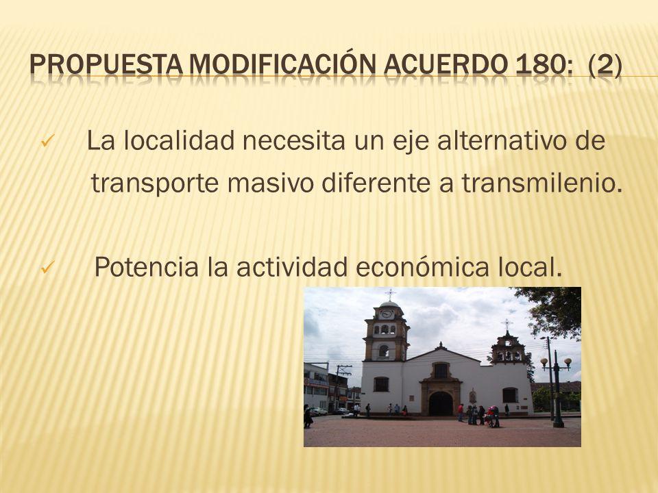 Propuesta modificación acuerdo 180: (2)