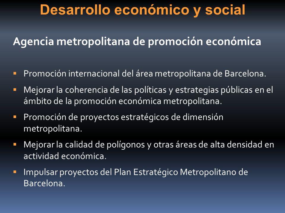 Desarrollo económico y social