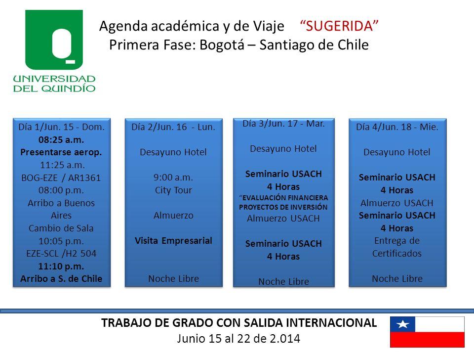 TRABAJO DE GRADO CON SALIDA INTERNACIONAL