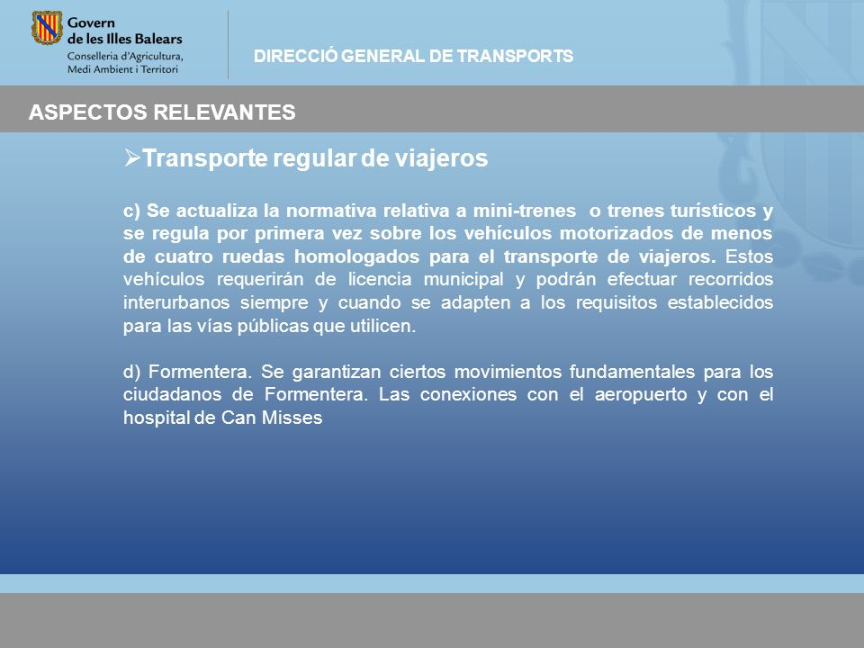 Transporte regular de viajeros