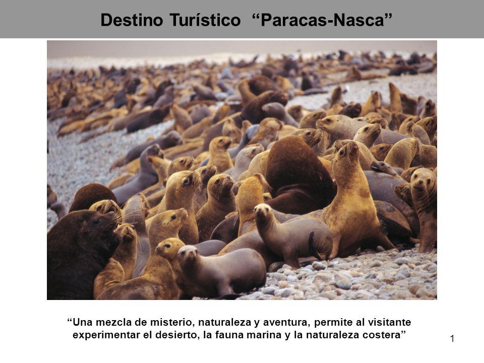 Destino Turístico Paracas-Nasca