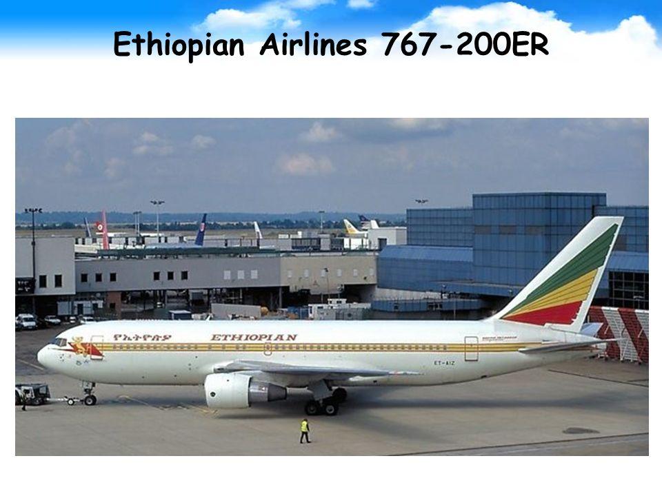 Ethiopian Airlines 767-200ER