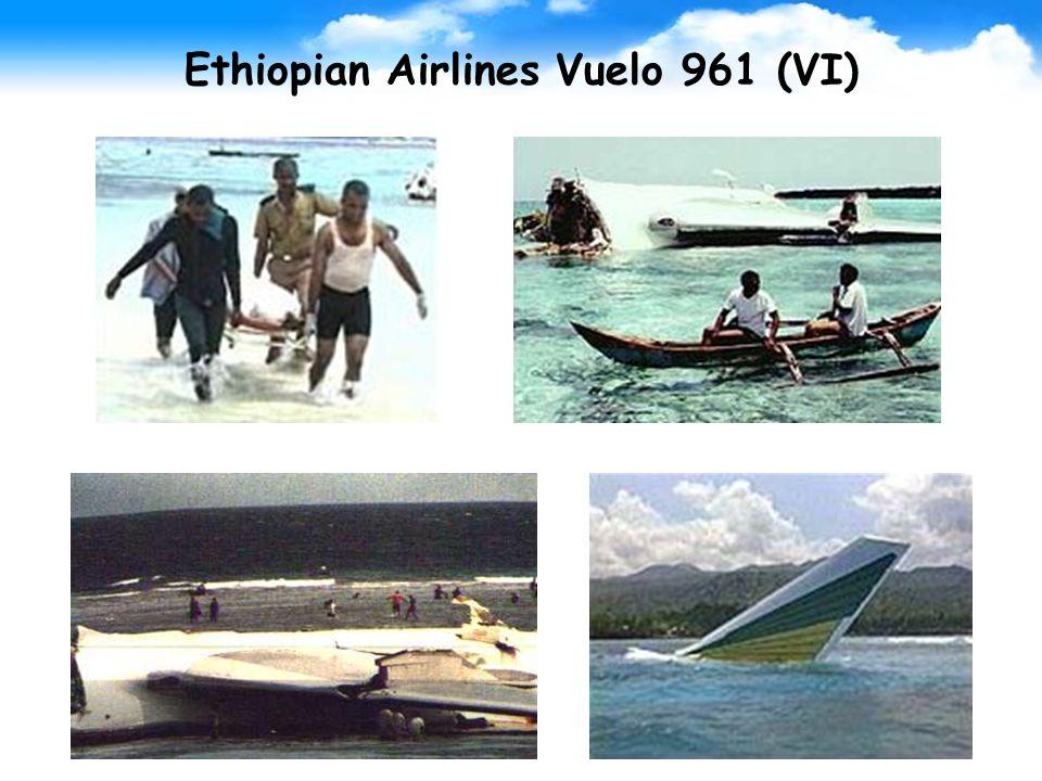 Ethiopian Airlines Vuelo 961 (VI)