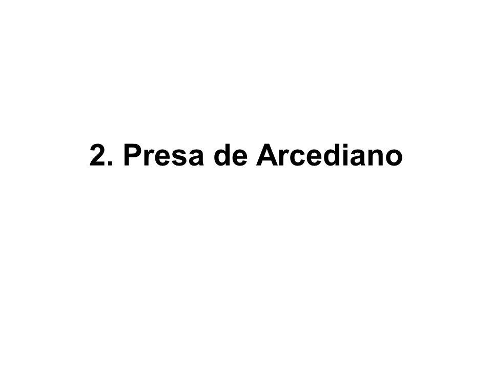 2. Presa de Arcediano
