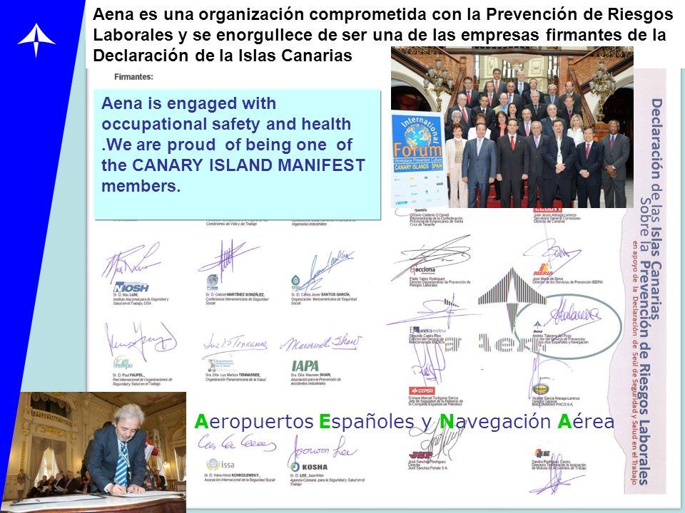 Aeropuertos Españoles y Navegación Aérea