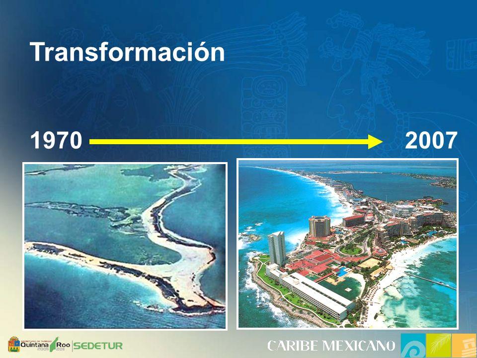Transformación 1970 2007
