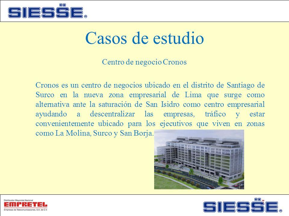 Centro de negocio Cronos