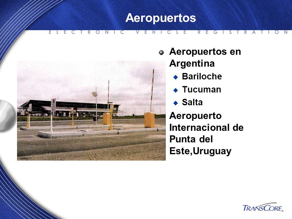 Aeropuertos Aeropuertos en Argentina