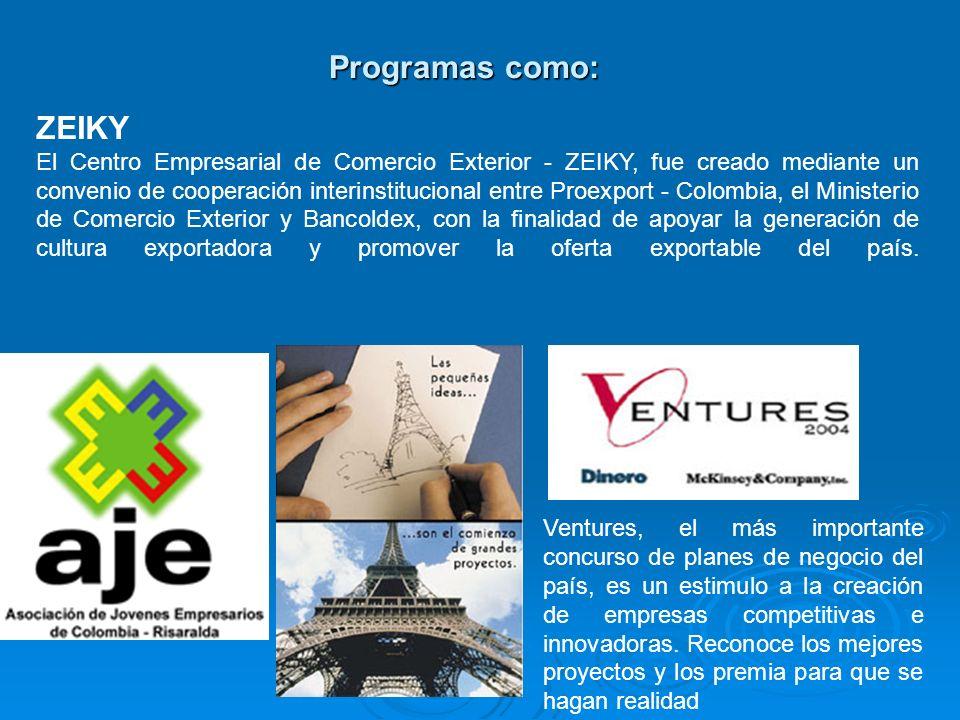 Programas como: ZEIKY.