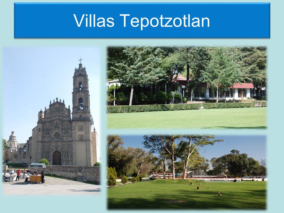 Villas Tepotzotlan