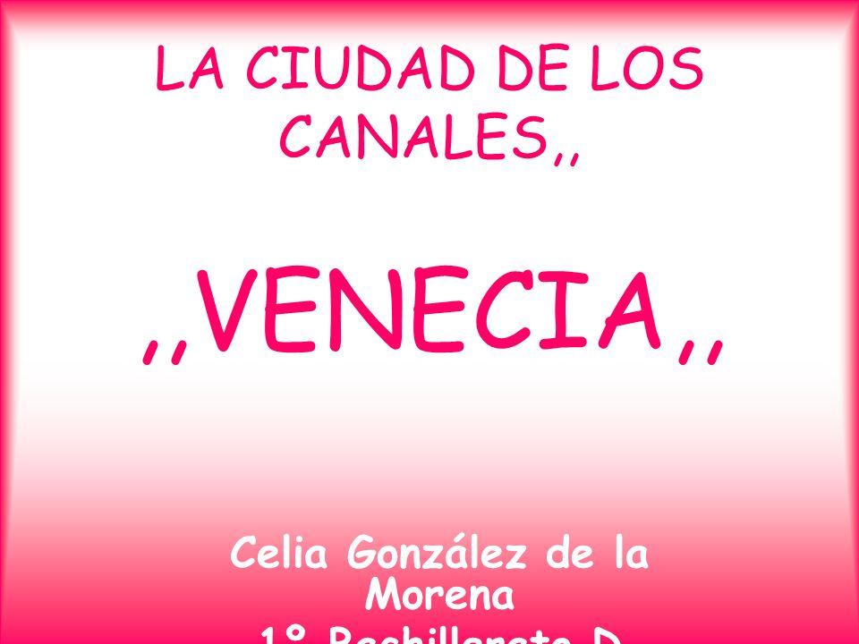 LA CIUDAD DE LOS CANALES,, ,,VENECIA,,