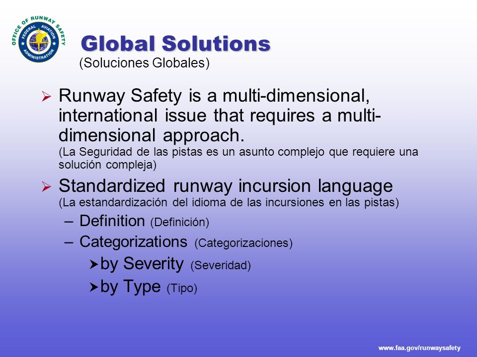 Global Solutions (Soluciones Globales)