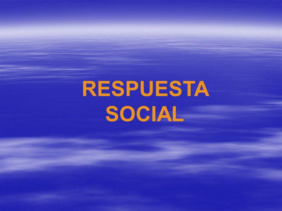 RESPUESTA SOCIAL