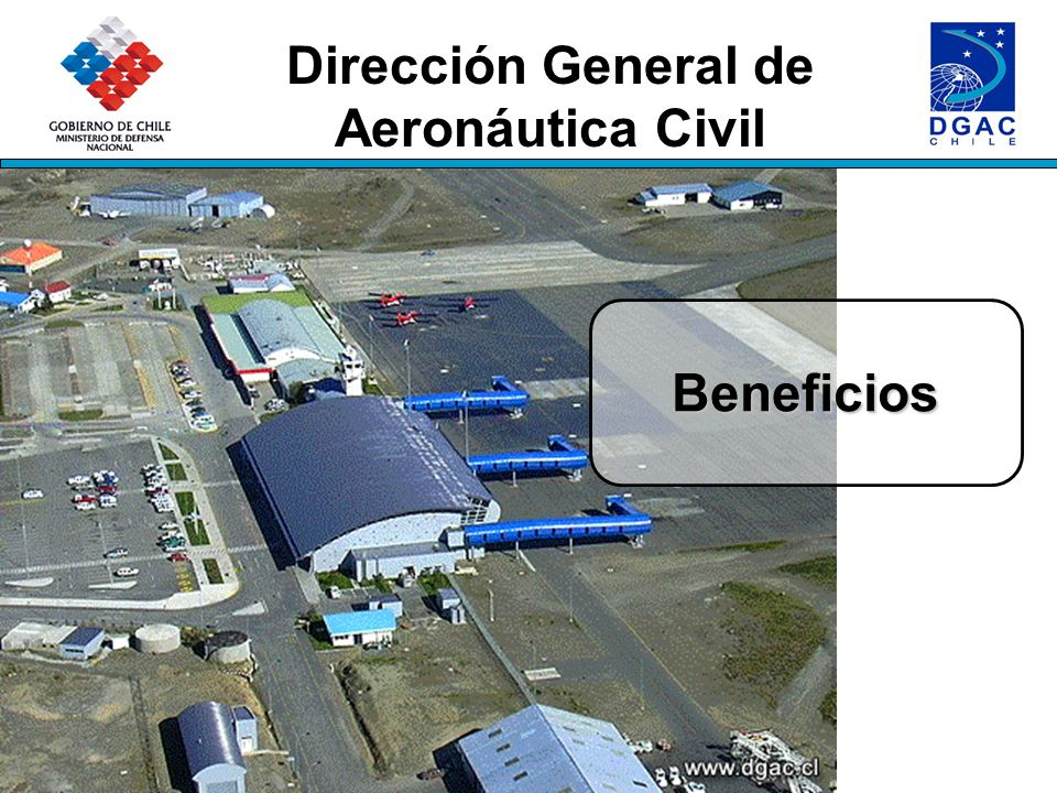 Dirección General de Aeronáutica Civil Beneficios