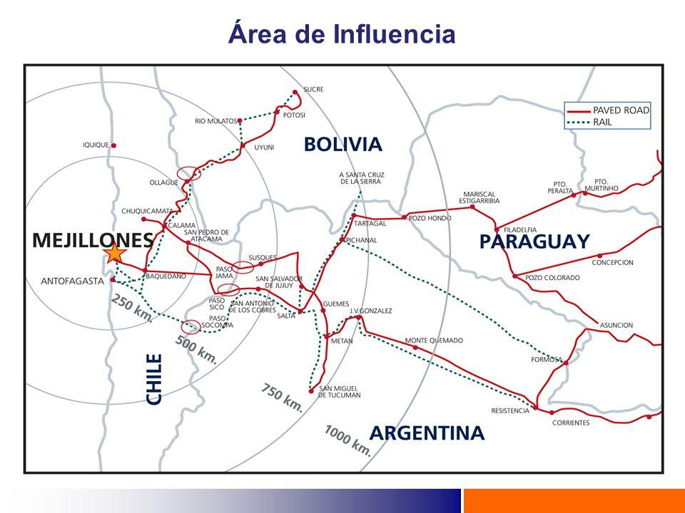 Área de Influencia 2