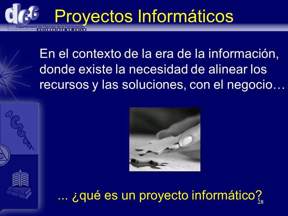 Proyectos Informáticos