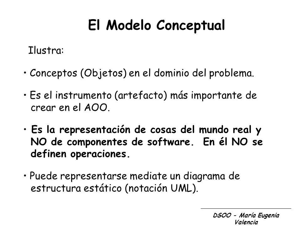 DSOO - María Eugenia Valencia