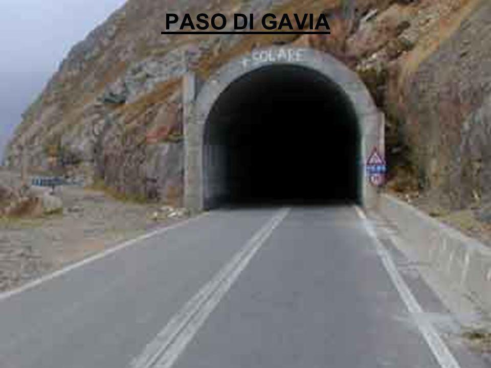 PASO DI GAVIA