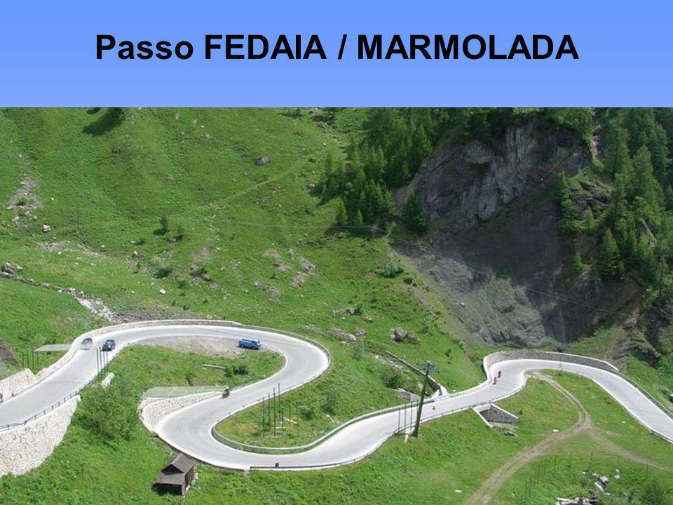 Passo FEDAIA / MARMOLADA