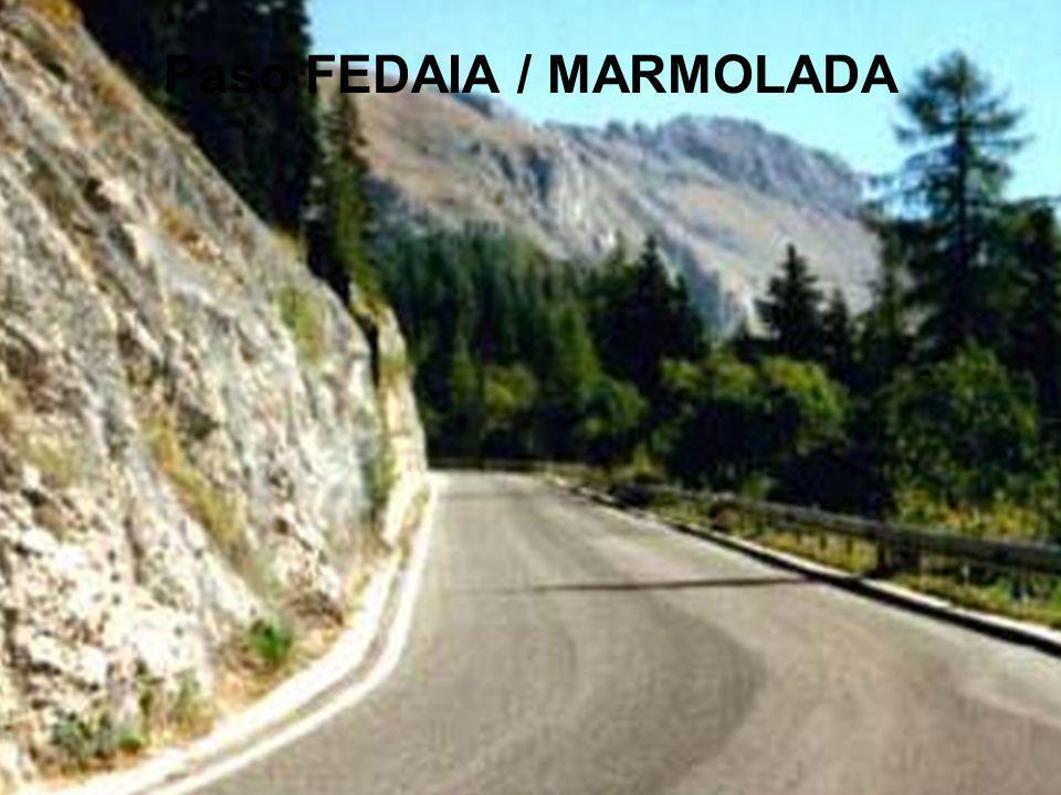 Paso FEDAIA / MARMOLADA